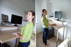 Why a Standing Desk Could Save Your Life—for Under $200   OPEN Forum