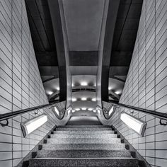 Upstairs by Andreas