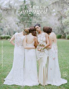 Utterly Engaged magazine spring/2013 #wedding #free