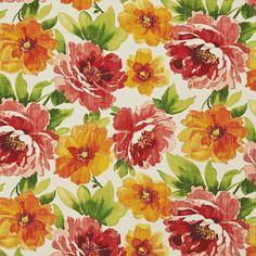 Upholstery Fabric K2369 Venice Outdoor/Indoor, Marine Fabric, Tarp, Denim/Duck/Twill, Print