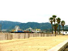 Santa Monica Pier My future home<3