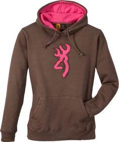 Cabela's: Browning® Women's Buckmark Sweatshirt