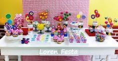 Loren Festa: Festa Lalaloopsy - Loren Festa