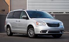 2013 chrysler minivan