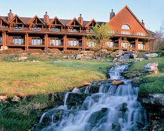 Big Cedar Lodge in Branson, MO