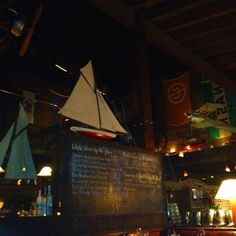 Cozy friendly sea inspired interiors for a seafood restaurant. Cardero's - Vancouver BC