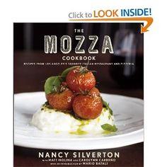 The Mozza Cookbook: Recipes from Los Angeles's Favorite Italian Restaurant and Pizzeria cookbook, book worthi, read, italian foods