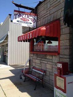 Indiana Culinary Trails now include several Kokomo restaurants including Kokomo's Oldest Restaurant, Artie's Tenderloin.       For more information about Indiana Culinary Trails visit: http://www.indianafoodways.com/