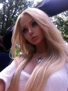(4) Valeria Lukyanova
