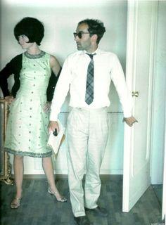 Bardot and Godard