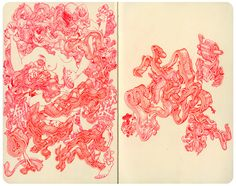 "Signings: James Jean – ""Rebus"" @ Nucleus Gallery"