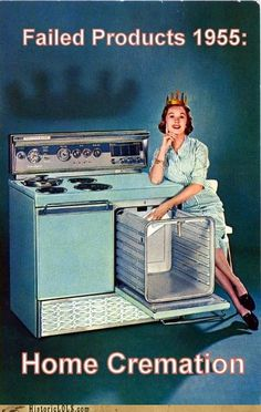 retro premium, vintage housewife, clean oven, queen, crown