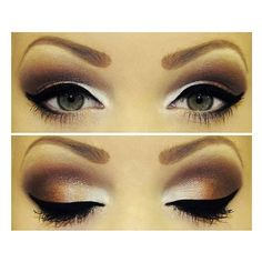 Eye Makeup found on Polyvore