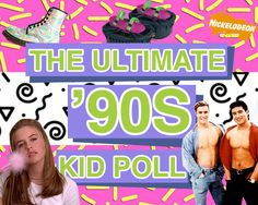 The results of BuzzFeed's Ultimate '90s Kid Poll are in ...