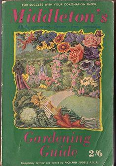 1930s Middleton's Gardening Guide....
