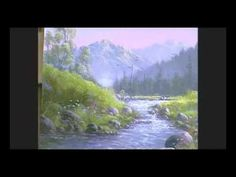 YouTube Jerry Yarnell Art Video