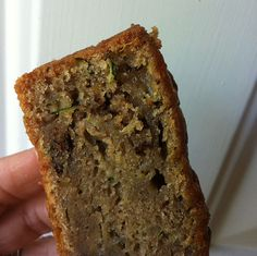 zucchini bread. OMG my grandmother makes the best zucchini bread. from our garden!