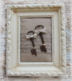 Quadros de artesanato on pinterest quartos artesanato - Stickers pour meuble en bois ...