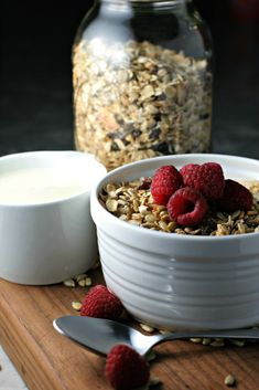 Sunflower Muesli, a