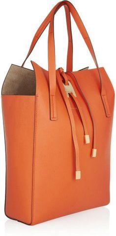 Miranda Leather Tote - Lyst Michael kors 2014mk-bags4you.de.be   $71.99   Michael Kors Handbags discount site!!Check it out!!It Brings You Most Wonderful Life!