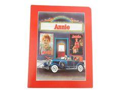 Vintage 1981 Little Orphan Annie School by NatureCoastVintage, $8.00