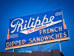 Philippe The Original Sign