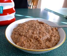 Pecans, applesauce and cinnamon create a delicious breakfast cereal.  http://stalkerville.net/  #paleo