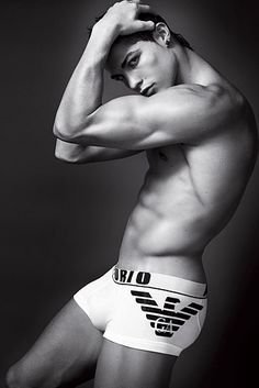 Portuguese Soccer Player Cristiano Ronaldo | A Totally Scientific Ranking Of 24 Male Athletes Turned Underwear Models