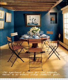 Eclectic Paris Apartment
