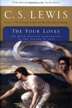 Agape, Eros, Storge, Philia.     My next read thanks to Gabriel's Inferno