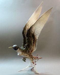 Sea Bird by creaturesfromel on DeviantArt