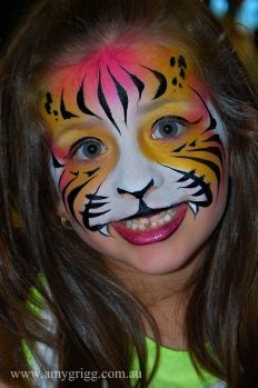 Los Chiquillos On Pinterest Verano Face Paintings And