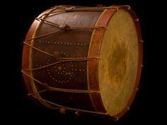 Civil War Era Drum