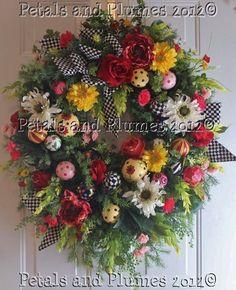 Spring Wreath - Summer Wreath