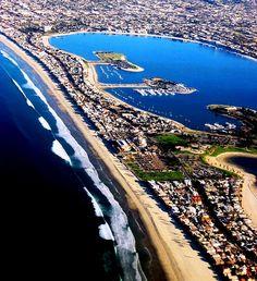 Pacific Beach, San Diego - California