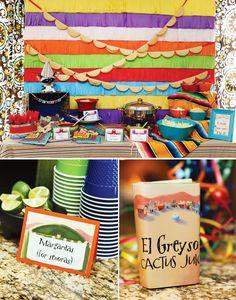 Cinco de Mayo Idea* Skippyjon Jones Birthday Party Fiesta!