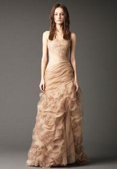 Vera Wang 'Joy' dress