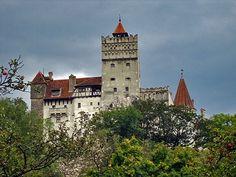 Bran dracula's castle, Transylvania romania