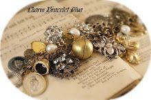 random charm, vintag charm, charm bracelets, vintage charm