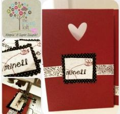DIY Valentine Cards - In a pinch, store-bought cards can do the trick for Valentines Day, but taking the time to create homemade cards makes them a little more special.