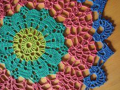 Deckchen by Dekoratives Häkeln