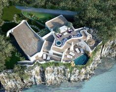 Mario Dal Molin - Project - villa Privata a Tuerredda, Chia (CA), Domus De Maria, 2013