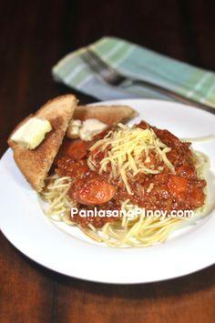 Sweet Chicken Spaghetti