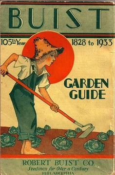 Collecting Vintage Seed Catalogs
