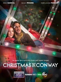 "Its a Wonderful Movie: Christmas in Conway - ""Hallmark Hall of Fame"" Movie"