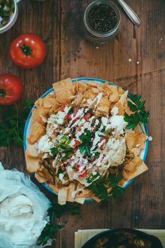 shawarma nachos [my name is yeh]
