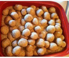 Herbalife Formula 1 Protein Balls. Yummy!!