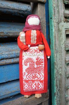 Народный куклы обереги