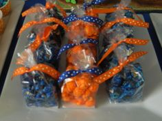 Fun idea! Even Cheetos would work!!