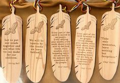 Native American cedar wood quotes